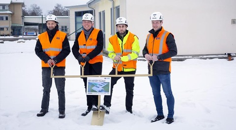 ESBE EXPANDS BY 2,700 SQUARE METERS
